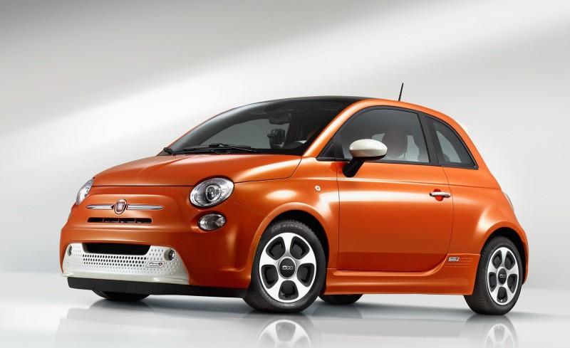 未來Mirafiori工廠將轉型生產電動車,屆時Fiat 500e便會在此進行生產製造。