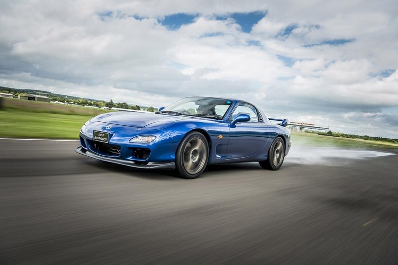 當年經典RX車系因轉子引擎排汙問題而走入歷史。