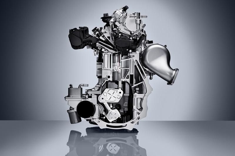 QX50的可變壓縮比引擎,其獨特技術創造性能與節能同時兼具特性。