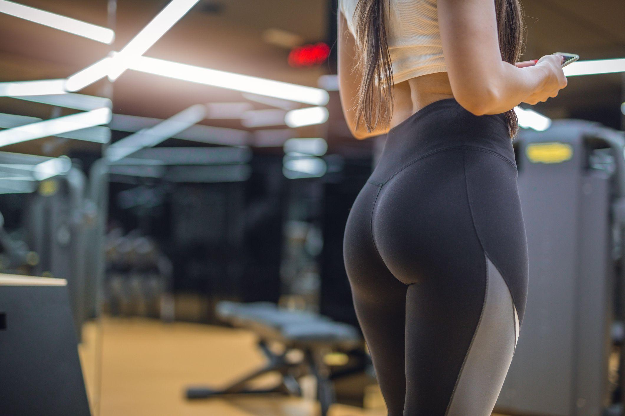 救救讓男人倒胃口的方屁股!翹臀運動練出性感臀線