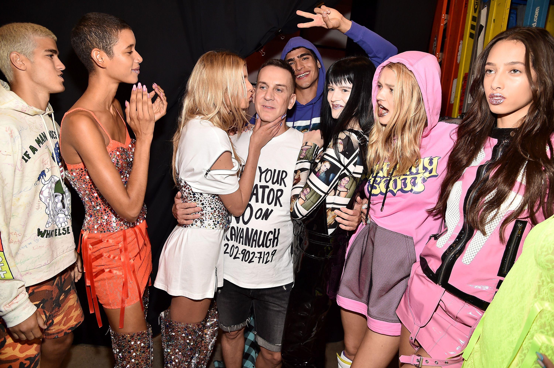 Jeremy Scott - Backstage - September 2018 - New York Fashion Week: The Shows
