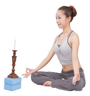 改善失眠瑜珈:瑜珈冥想