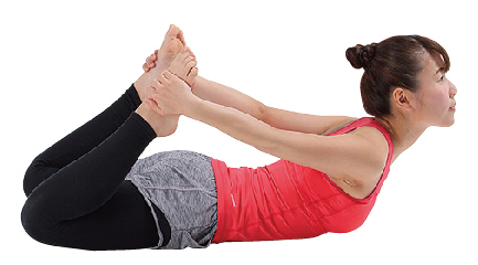瑜伽,血液循環,瘦身