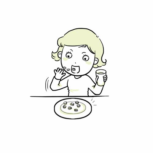 改善便祕食療:吃胡桃仁