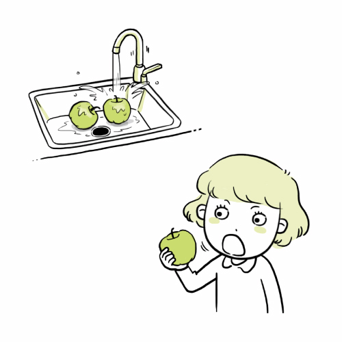 改善便祕食療:多吃帶皮蘋果