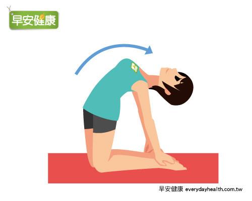 京都同仁堂 瑜珈駱駝式4