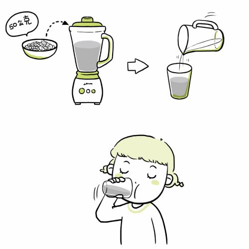 改善便祕食療:喝桑椹汁