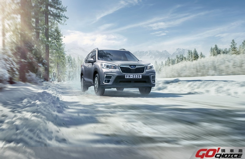 Subaru Forester-2