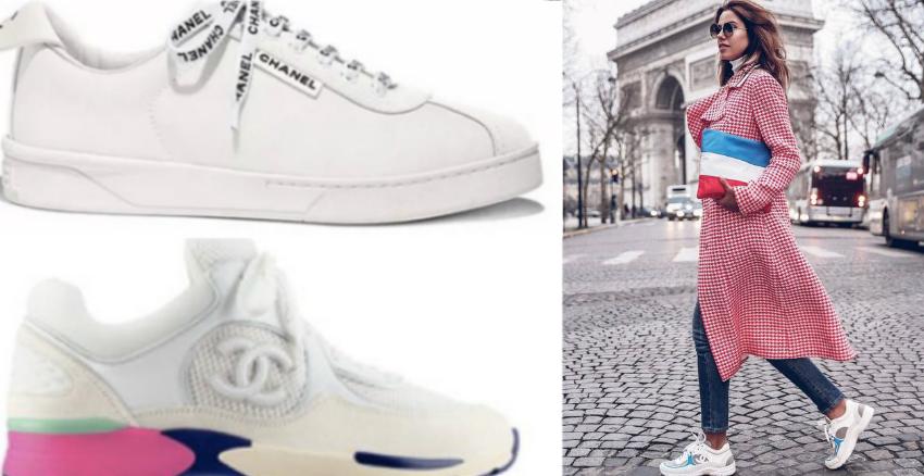 CHANEL小白鞋|美周报