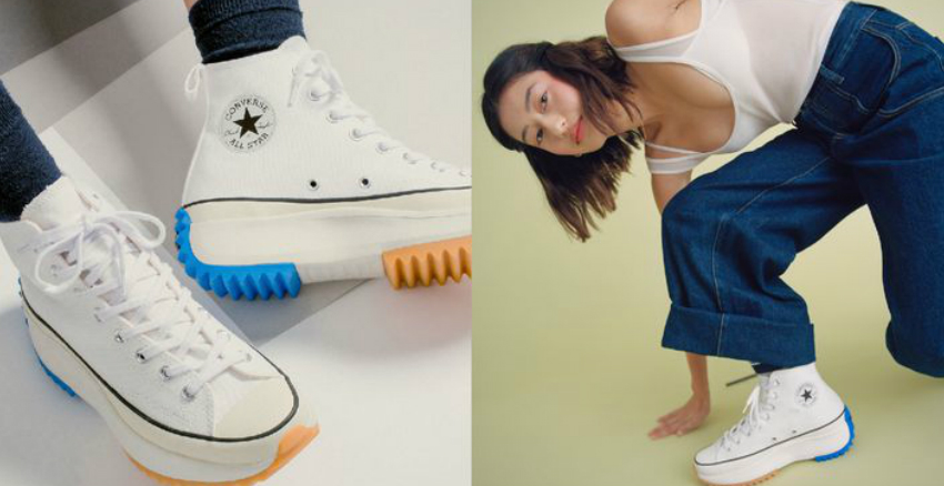 Converse小白鞋推联名款|美周报