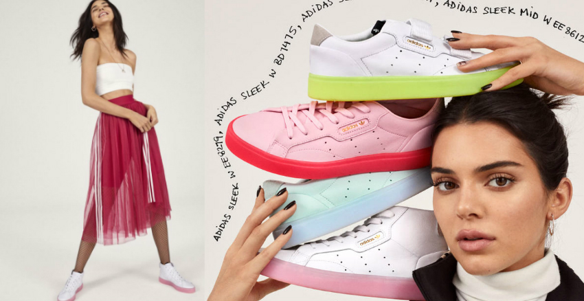 Adidas小白联名鞋|美周报