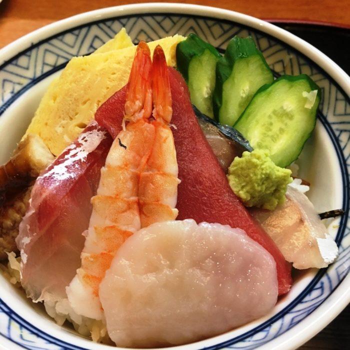 仙台富貴寿司食物