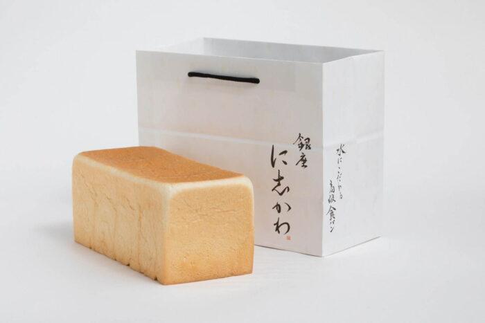 銀座に志かわ_ginza nishikawa_吐司專賣店
