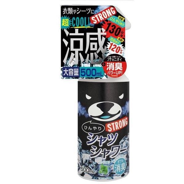 TOKIWA商會 涼感衣物噴霧強力薄荷