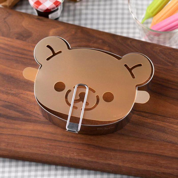 拉拉熊厚燒鬆餅模實照1