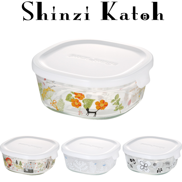 iwaki聯名款玻璃保鮮盒