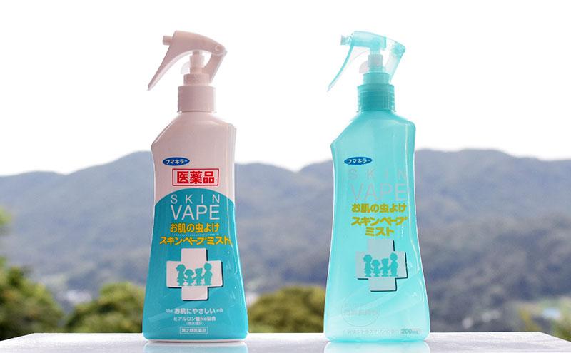 SKIN VAPE 水性防蚊噴霧
