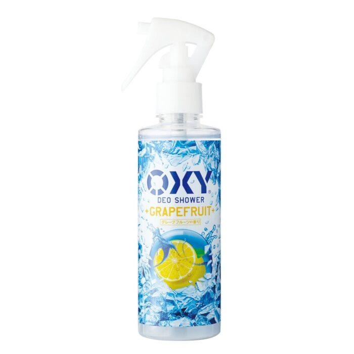 OXY 身體用冷卻噴霧葡萄柚香