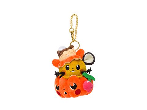 2018萬聖節pokemon-咚咚鼠