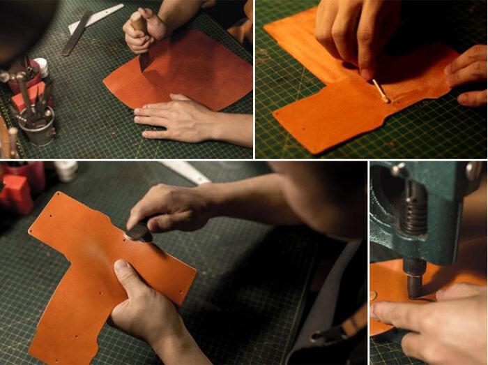 「Bifold Origawa」建築学とお財布の融合