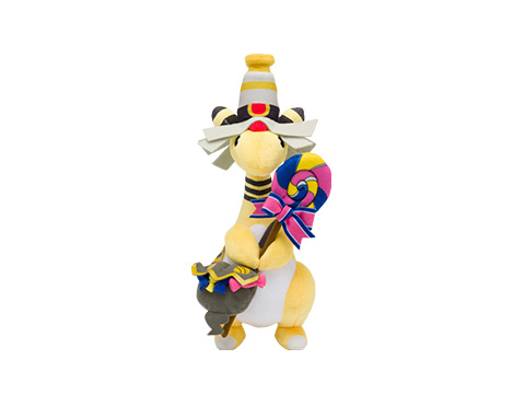 2018萬聖節pokemon-電龍