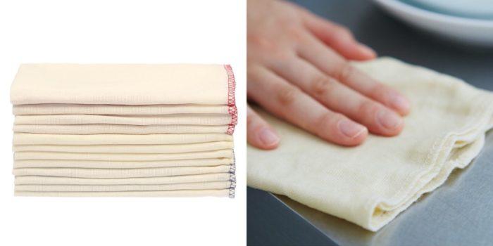 無印落棉環保抹布