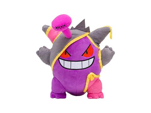 2018萬聖節pokemon-耿鬼