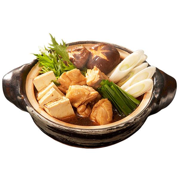 芝麻黑醋鍋