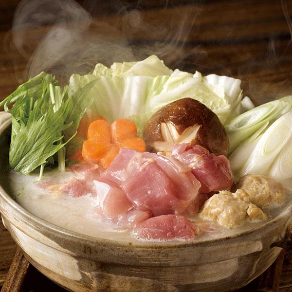 雞肉白湯鍋