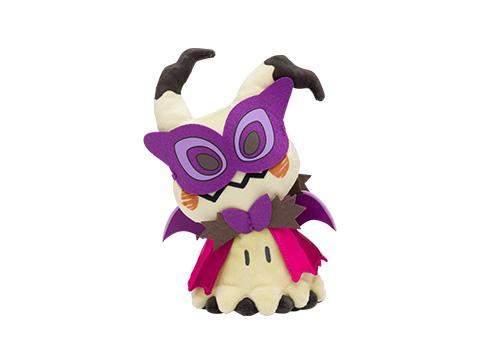 2018萬聖節pokemon-謎擬Q
