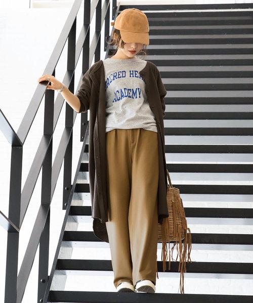 thermal保暖材質連身裙長版外套兩用款