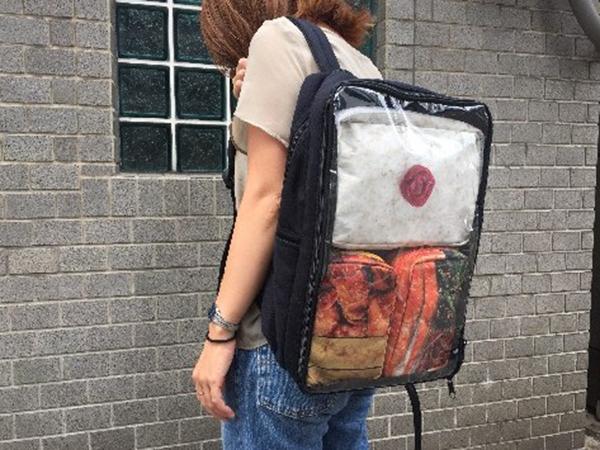 愛心便當背包