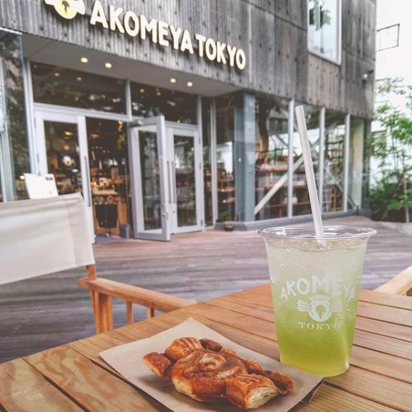 akomeya茶屋飲料