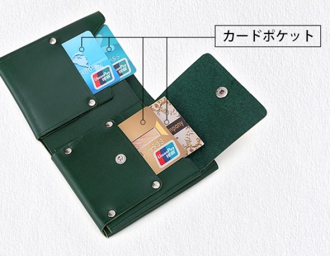 「Bifold Origawa」カードの収納