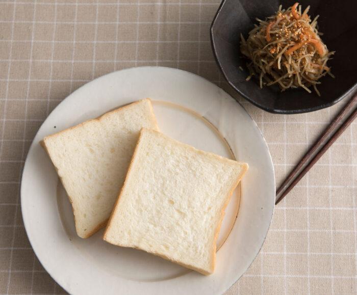 銀座に志かわ_ginza nishikawa_吐司專賣店_早餐配小菜