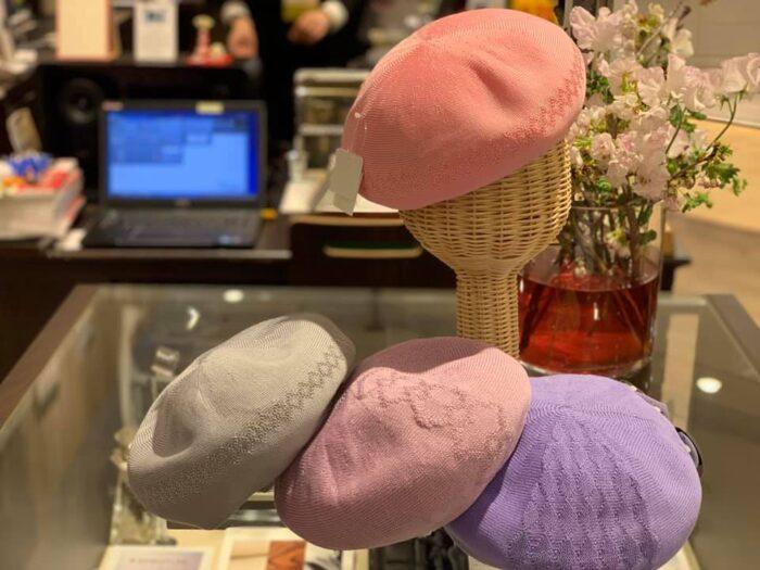 Kobe INKxマキシン貝雷帽