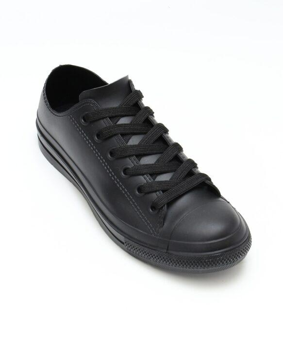 運動鞋造型雨鞋單腳