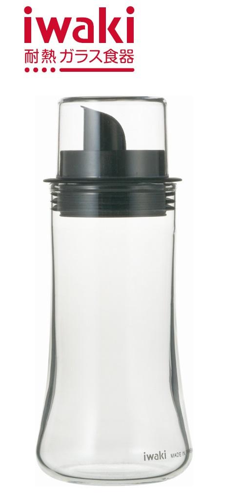 iwaki玻璃附蓋醬料罐