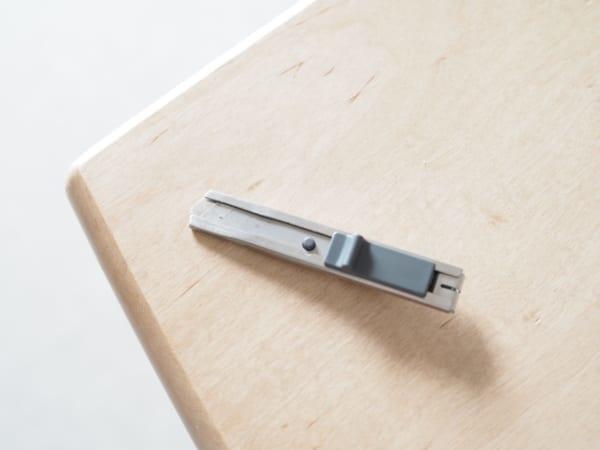 無印良品不鏽鋼迷你美工刀