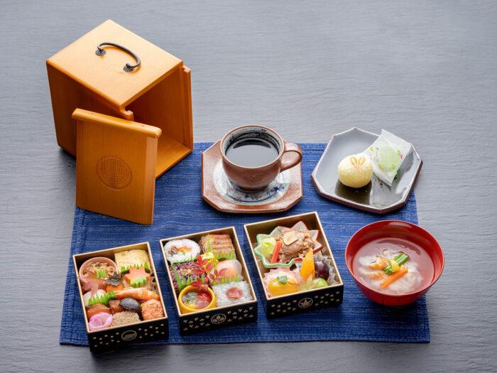 天空之鄉紀行大人的遊山箱日式料理