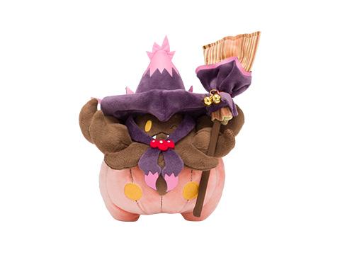 2018萬聖節pokemon-南瓜精