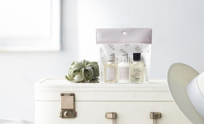 BONTANIST_DAMAGE_CARE_shampoo and treatment_洗髮精與潤髮乳旅行組