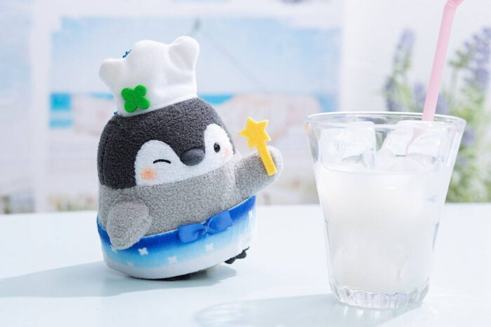 正能量企鵝×可爾必思