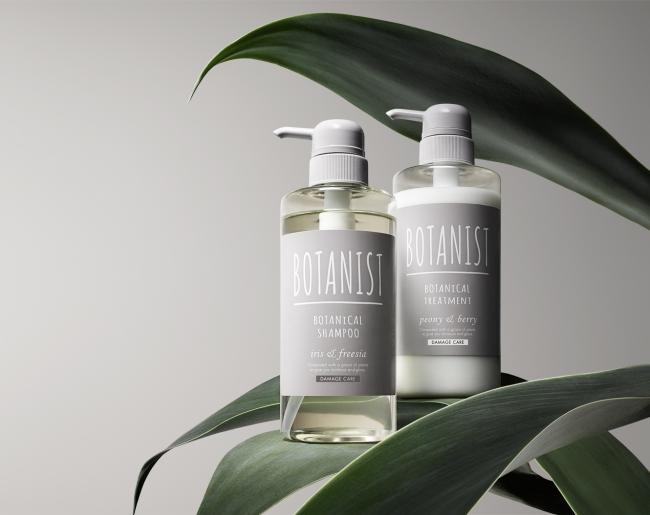 BONTANIST_DAMAGE_CARE_shampoo and treatment_洗髮精與潤髮乳