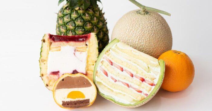 GrowLevel水果蛋糕