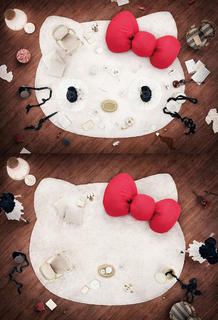 吉田ユニHello Kitty作品