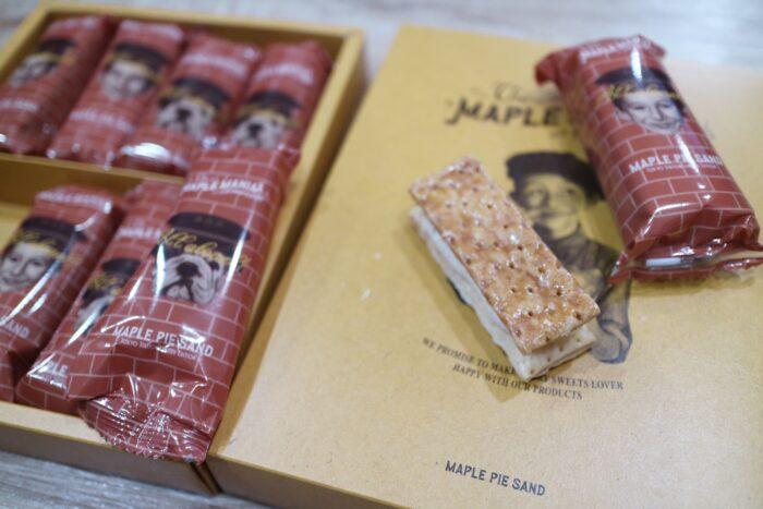 THE MAPLE MANIA楓糖奶油夾心酥