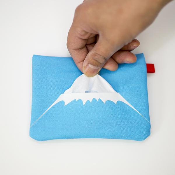 富士山面紙套