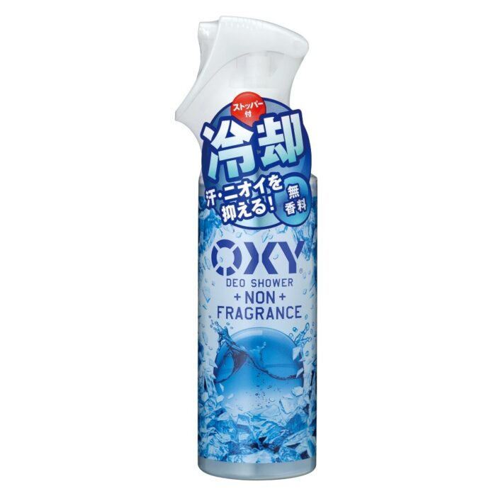 OXY 身體用冷卻噴霧無香