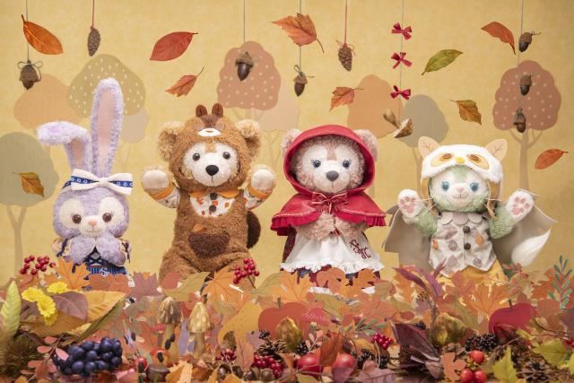 Duffy秋季限定周邊